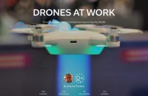 """Derones at Work"" magazine cover"